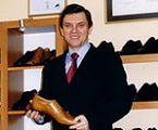 Wiesław Wojas, prezes obuwniczego giganta