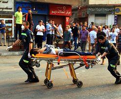 Zamieszki w Egipcie. Kilkadziesiąt osób nie żyje