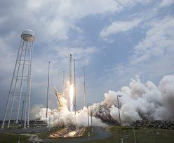 Statek Cygnus poleci na ISS, a potem... spłonie