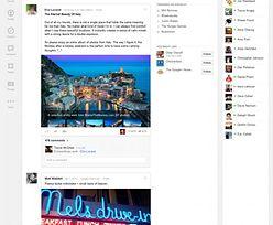 Nowe Google+. Będzie przejrzyście, prosto i funkcjonalnie