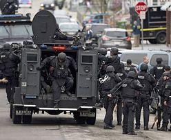 Trwa obława na podejrzanych o zamach w Bostonie