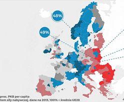 Statistica: Polska bogatym krajem? W Unii Europejskiej jesteśmy ubogim krewnym