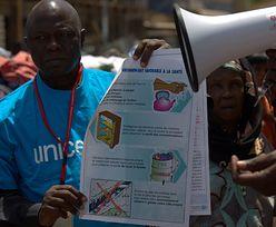 Ponad milion osób zagrożonych głodem z powodu eboli