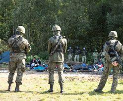 Uchodźcy na polskiej granicy. Ekspertka: Napływ migrantów jest bardzo potrzebny