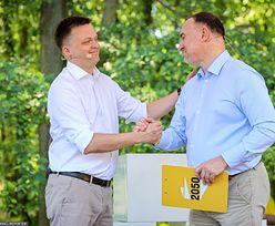 Hołownia socjalistą? Kobosko tłumaczy pomysły Polski 2050