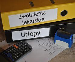 """Masowe zwolnienia lekarskie. Prezes ZUS: """"tylko w marcu 2,5 mln e-ZLA"""". Będą kontrole?"""