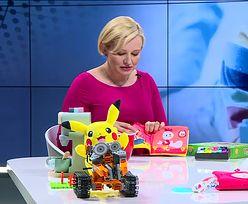 """Robot na Dzień Dziecka. """"Rodzice chcą, by zabawa łączyła się z edukacją"""""""