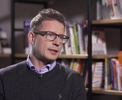 Przemysław Gacek: jednemu na sto uda się przetrwać pięć lat