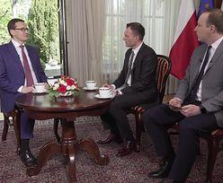 Miliardowe straty Idea Banku. Premier Morawiecki komentuje dla WP