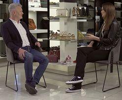 Prezes Kazar: Zawsze patrzę na buty