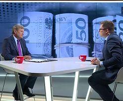 Balcerowicz: Trzeba działać, gdy pojawiają się pierwsze oznaki inflacji