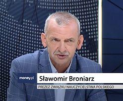 Broniarz: nie żałuję decyzji o zawieszeniu strajku, on by i tak wygasł