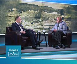 """Wiceprezes KGHM o inwestycji w Chile. """"Pytanie czy możemy to odrobić?"""""""