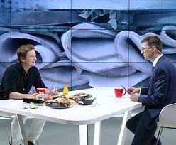 """""""Money. To się liczy"""". Grzegorz Łapanowski ocenia jedzenie na stacjach paliw"""