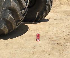 Pomysł na biznes: Monster truck vs zwykłe przedmioty