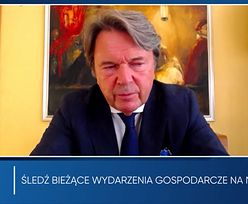 Zbigniew Jakubas o swoim szczepieniu: ominąłem pierwszy termin