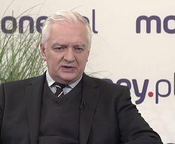 Komisja Europejska chce kar dla Polski. Gowin: Wierzę, że PiS w sprawie sądownictwa wywiesi białą flagę