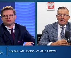 Polski Ład w ogniu krytyki. Rzecznik MŚP: podatek liniowy budował polski dobrobyt, po co to niszczyć?
