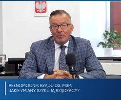 Rzecznik MŚP uderza w rząd: w Niemczech coś takiego byłoby nie do pomyślenia