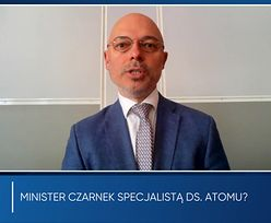 Minister Czarnek będzie nadzorował rozwój atomu w Polsce. Kurtyka: oczywista współpraca