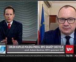 Orlen kupuje Polska Press. Rzecznik Praw Obywatelskich skarży decyzję