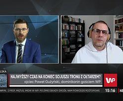 Księża na etacie w KAS, zarabiają ponad 6 tys. zł. Ojciec Gużyński komentuje