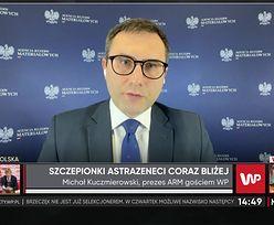 """Polska czeka na więcej szczepionek. """"Jesteśmy gotowi"""""""