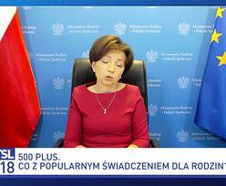 """Polityka prorodzinna w Polskim Ładzie. """"Urlopu rodzicielskiego nie wydłużymy"""""""