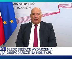 """Rewolucja podatkowa w Polskim Ładzie. """"Żadnych strat, wyłącznie inwestycja w ludzi"""""""