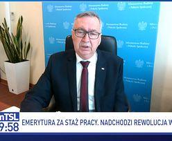 """Wiek emerytalny w Polsce. """"Podniesienia nie będzie. Decyzję zostawiamy pracownikowi"""""""