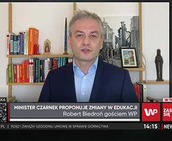 Biedroń: ratyfikacja Funduszu Odbudowy tylko z gwarancją kontroli wydawania środków