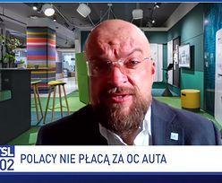 """Nie masz OC? Kary nie unikniesz. """"Maksymalnie wynosi 5,6 tys. zł"""""""