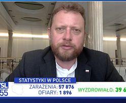 """Szumowski broni Sanepidu. """"W każdym powiecie są prowadzone działanie epidemiczne"""""""