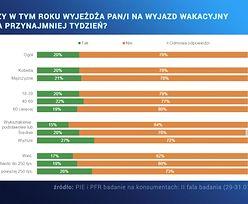 Wakacje 2020. Polacy zostają w domu. Strach czy brak pieniędzy?