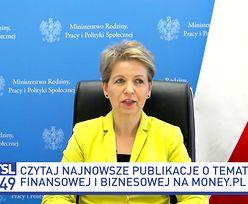 "Debata prezydencka w TVP. Żółtek o ""menelowym plus"". Minister oburzona"