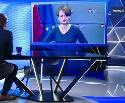 """Wicepremier Emilewicz broni tarczy. """"To jest utrzymanie miejsc pracy"""""""