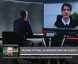 """Koronawirus na Śląsku. """"Jesteśmy najlepiej zdiagnozowanym regionem"""""""