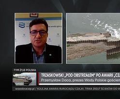 """Wody Polskie o awarii Czajki: sytuacja """"naprawdę poważna"""""""