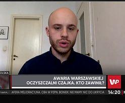 """Awaria Czajki. """"Trzaskowski ponosi odpowiedzialność polityczną"""""""