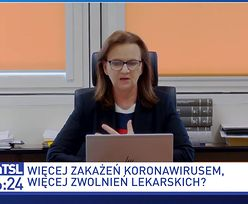 Polacy wybierają L4. ZUS podaje dane