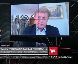 Budżet Polski na 2021 r., 82 mld zł deficytu. Balcerowicz: to fałszywa liczba