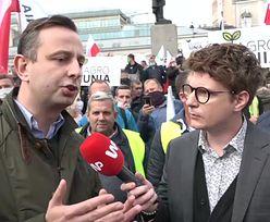 Protest rolników. Kosiniak-Kamysz: liczy się tylko zatrzymanie głupoty