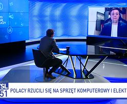 """Wejście Amazona do Polski. """"Część firm upadnie"""""""