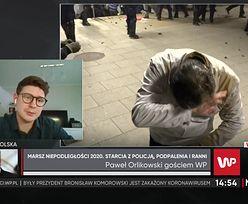 Zamieszki na Marszu Niepodległości. Relacja reportera WP