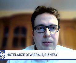 """Hotelarze się buntują. """"W Polsce obowiązują najbardziej surowe restrykcje"""""""