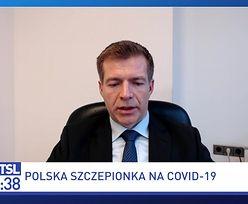 """Polski lek na raka. """"Za dwa lata zaczniemy go produkować masowo"""""""
