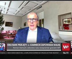 """Giertych: BFG nie miał prawa przeprowadzić przymusowej restrukturyzacji Idea Banku. """"Zapłacimy za błędy urzędników"""""""