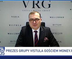 """""""Każdy polityk ma dziś doradcę PR"""". Prezes Vistuli: """"Mnie nie potrzebują"""""""