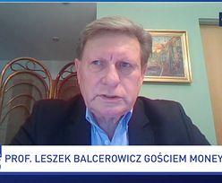 Balcerowicz: powinno nas szokować, że minister sprawiedliwości zwalcza praworządność