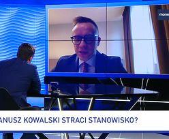 Janusz Kowalski do dymisji? Mamy komentarz jego kolegi z resortu